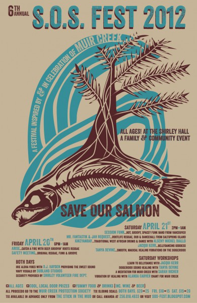 2012 Save Our Salmon Festival